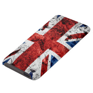 Great Britain flags iPod Touch Cover