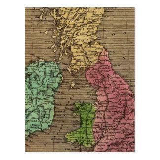 Great Britain, Ireland 2 Postcard