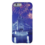 Great Britain, London. Fireworks over the Tower Barely There iPhone 6 Case