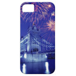 Great Britain, London. Fireworks over the Tower iPhone 5 Covers