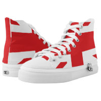 Great Britain - Printed Shoes