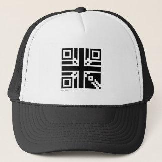Great Britain QR Code Trucker Hat