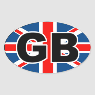 Great Britain Sticker