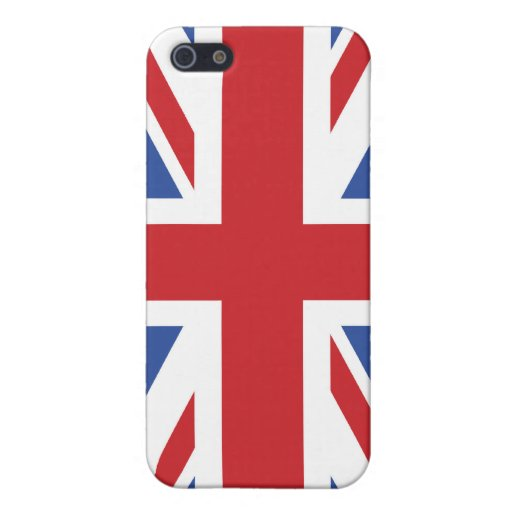 Great Britain - UK - Union Jack  Cases For iPhone 5