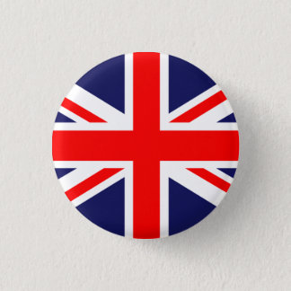 Great Britain Union Jack Button
