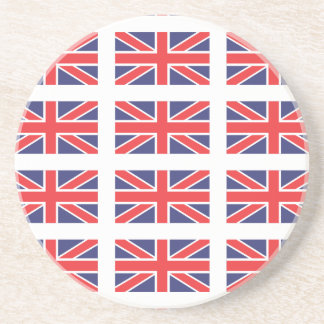Great Britain Union Jack Flag Coaster
