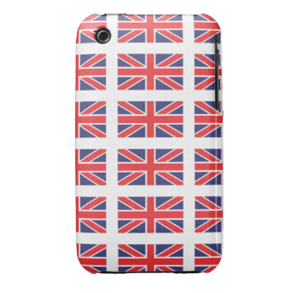 Great Britain Union Jack Flag iPhone 3 Case-Mate iPhone 3 Case-Mate Case