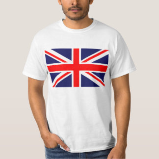Great Britain Union Jack Tee Shirt