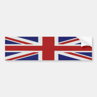 Great Britain/United Kingdom Bumper Sticker