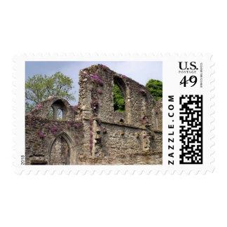 Great Britain, United Kingdom, Scotland. Ruins 2 Postage