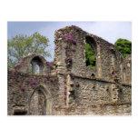 Great Britain, United Kingdom, Scotland. Ruins 2 Post Card