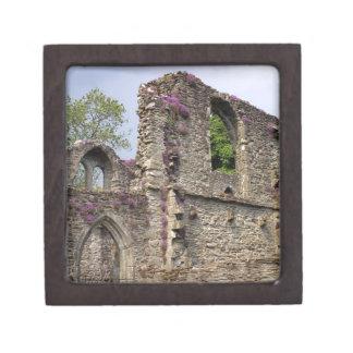 Great Britain, United Kingdom, Scotland. Ruins 2 Premium Keepsake Boxes