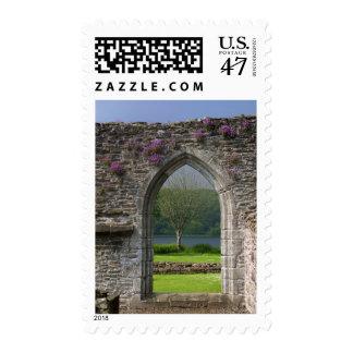 Great Britain, United Kingdom, Scotland. Ruins Postage