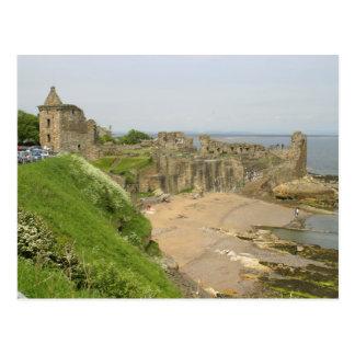 Great Britain, United Kingdom, Scotland, St. Postcard