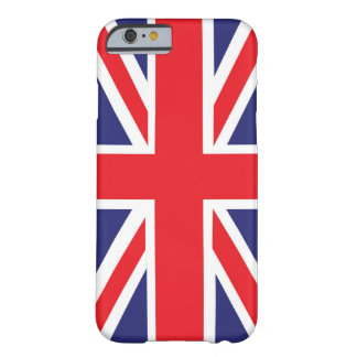 Great Britain's Union Jack iPhone 6 Case