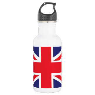 Great Britain's Union Jack Water Bottle