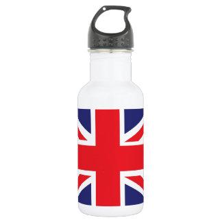 Great Britain's Union Jack Water Bottle