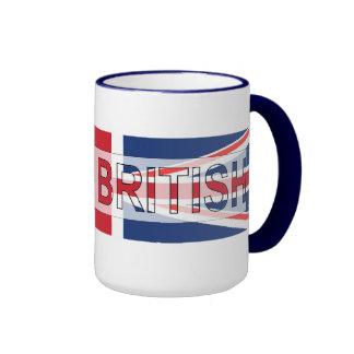 Great British Ringer Mug