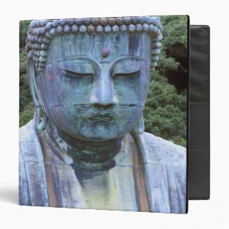 Great Buddha Detail, Kotokuji Temple, 3 Ring Binder