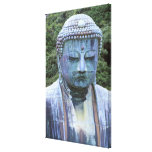 Great Buddha Detail, Kotokuji Temple, Stretched Canvas Prints