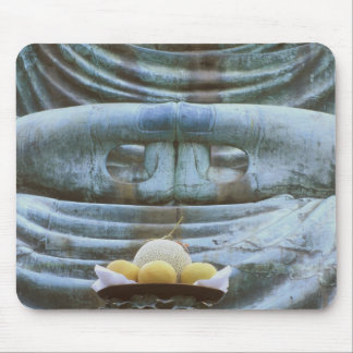 Great Buddha Detail, Kotokuji Temple, Kamakura, Mouse Pads