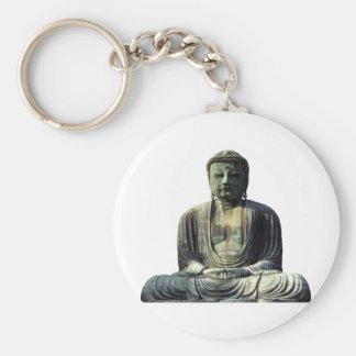 Great Buddha Keychain