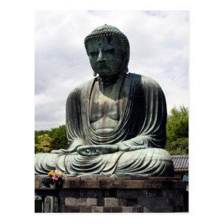 great buddha kotokuin postcard