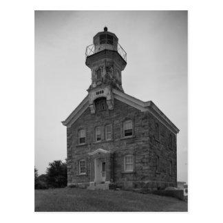 Great Captain Island Lighthouse Postcard