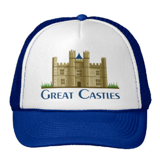 Great Castles Trucker Hat