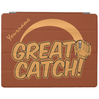 GREAT CATCH! custom device sleeves iPad Smart Cover