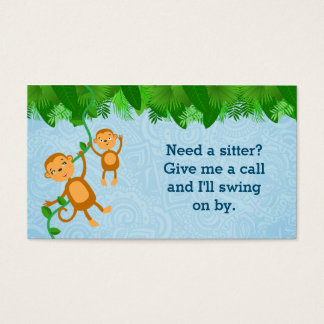 Great Childcare Provider Business Cards