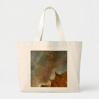 Great Clouds of the Corina Nebula Tote Bags