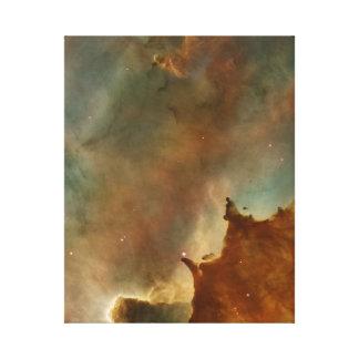 Great Clouds of the Corina Nebula Canvas Prints