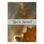 Great Clouds of the Corina Nebula Personalized Announcement