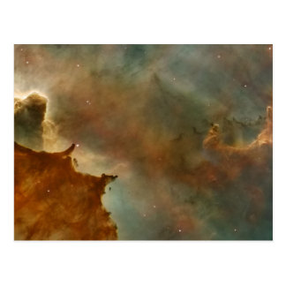 Great Clouds of the Corina Nebula Postcard