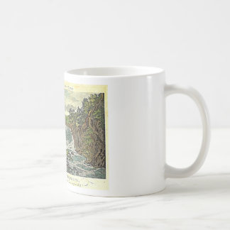 Great Cohoes Falls on the Mohawk River Classic White Coffee Mug