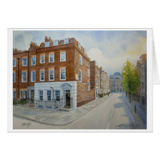 Great College Street. SW! Greeting Card