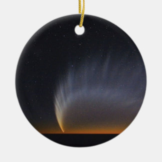 Great Comet McNaught 2007 Ceramic Ornament
