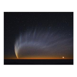 Great Comet McNaught 2007 Postcard
