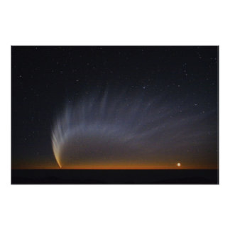 Great Comet McNaught 2007 Poster