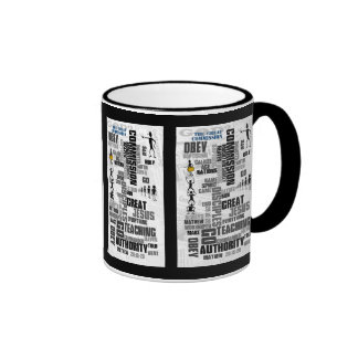 Great Commission Mathew 28 (v2) Mug