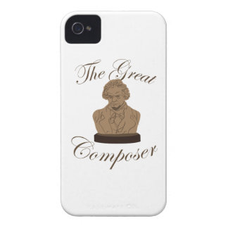 Great Composer Case-Mate iPhone 4 Case