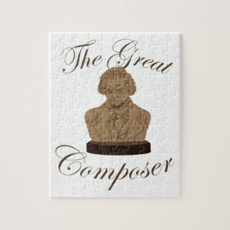 Great Composer Jigsaw Puzzles