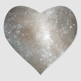 Great Cosmic Images 2 Heart Sticker