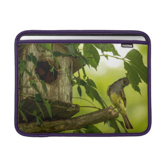 Great Crested Flycatcher MacBook Air Sleeve