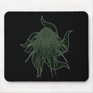 Great Cthulhu Mousepad