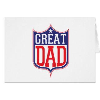 Great Dad Cards