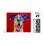 Great Dane #1 Postage