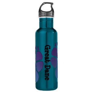 Great Dane 24oz Water Bottle