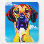 Great Dane #4 Mouse Pad